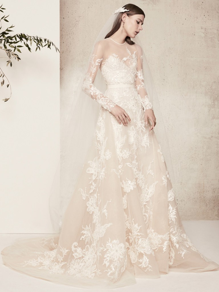 Elie-Saab-Bridal-Spring-2018-Wedding-Gown-Dress-Fashion-Inspiration-10v2