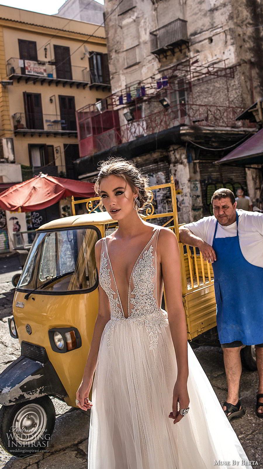 muse-berta-2018-bridal-sleeveless-deep-plunging-v-neck-heavily-embellished-bodice-high-slit-tulle-skirt-sexy-romantic-soft-a-line-wedding-dress-open-v-back-sweep-tra (1)