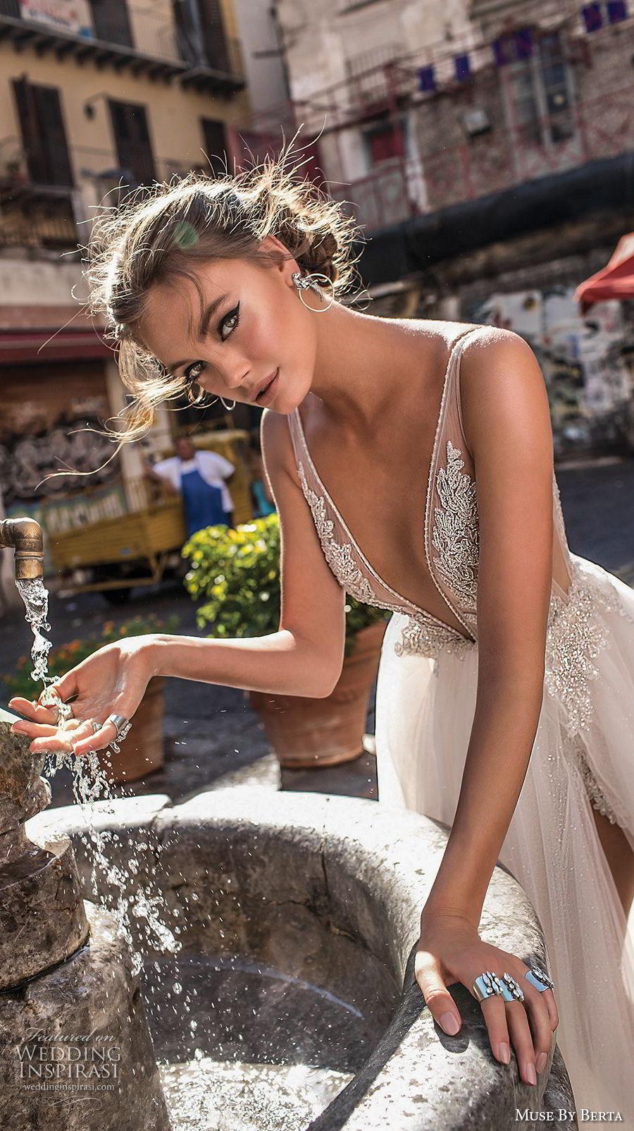 muse-berta-2018-bridal-sleeveless-deep-plunging-v-neck-heavily-embellished-bodice-high-slit-tulle-skirt-sexy-romantic-soft-a-line-wedding-dress-open-v-back-sweep-tra (2)