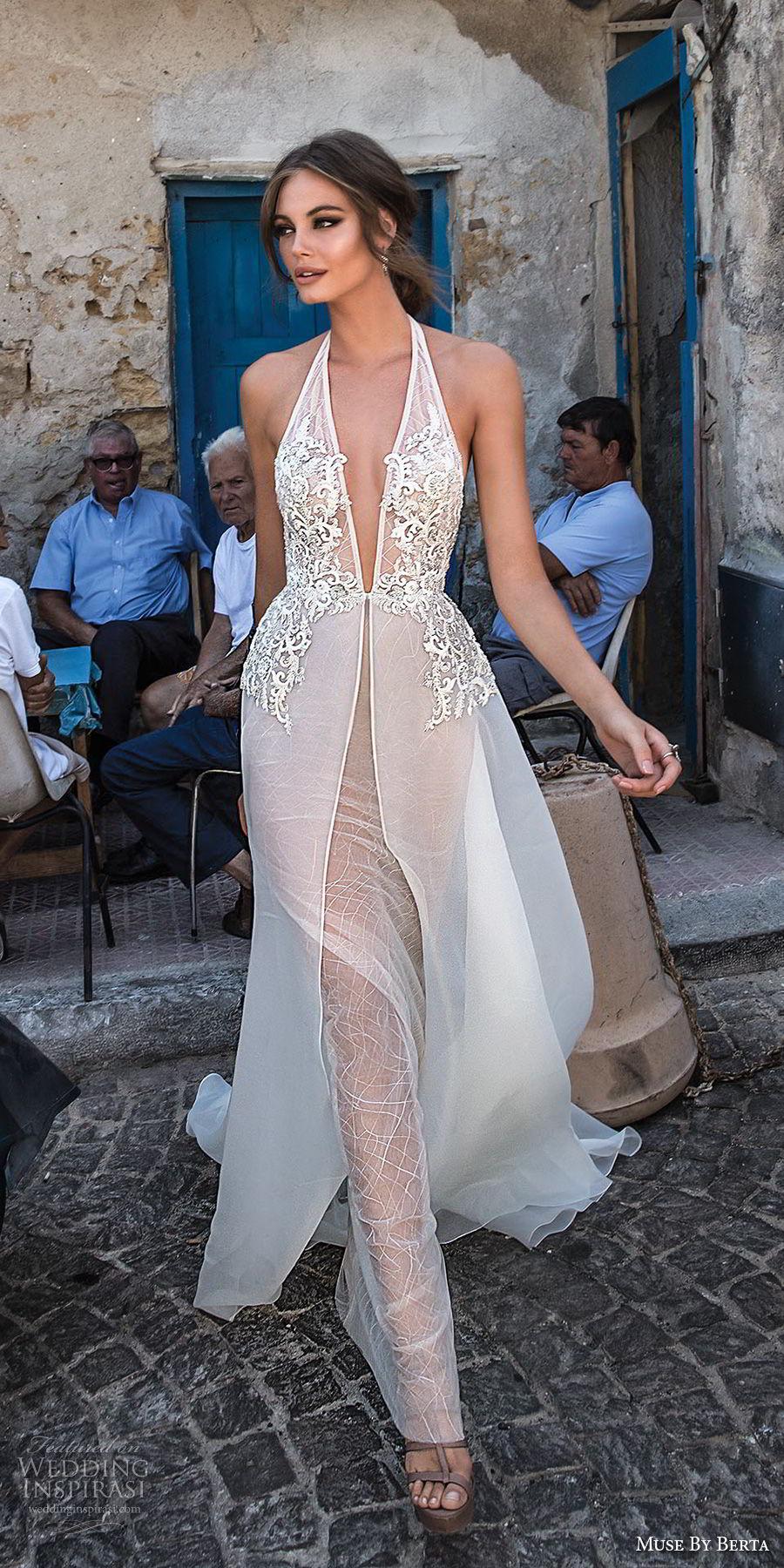 muse-berta-2018-bridal-sleeveless-deep-plunging-v-neck-heavily-embellished-bodice-sexy-elegant-sheath-wedding-dress-a-line-overskirt-open-back-chapel-train-10-mv