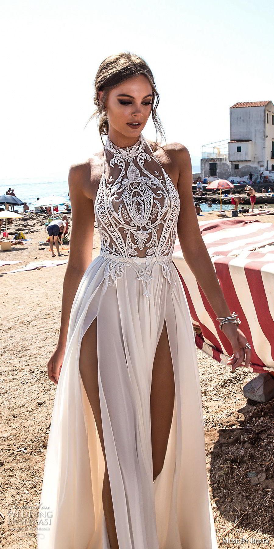 muse-berta-2018-bridal-sleeveless-high-neck-halter-neck-heavily-embellished-bodice-high-slit-skirt-sexy-glamorous-soft-a-line-wedding-dress-open-back-sweep-train-5-mv-