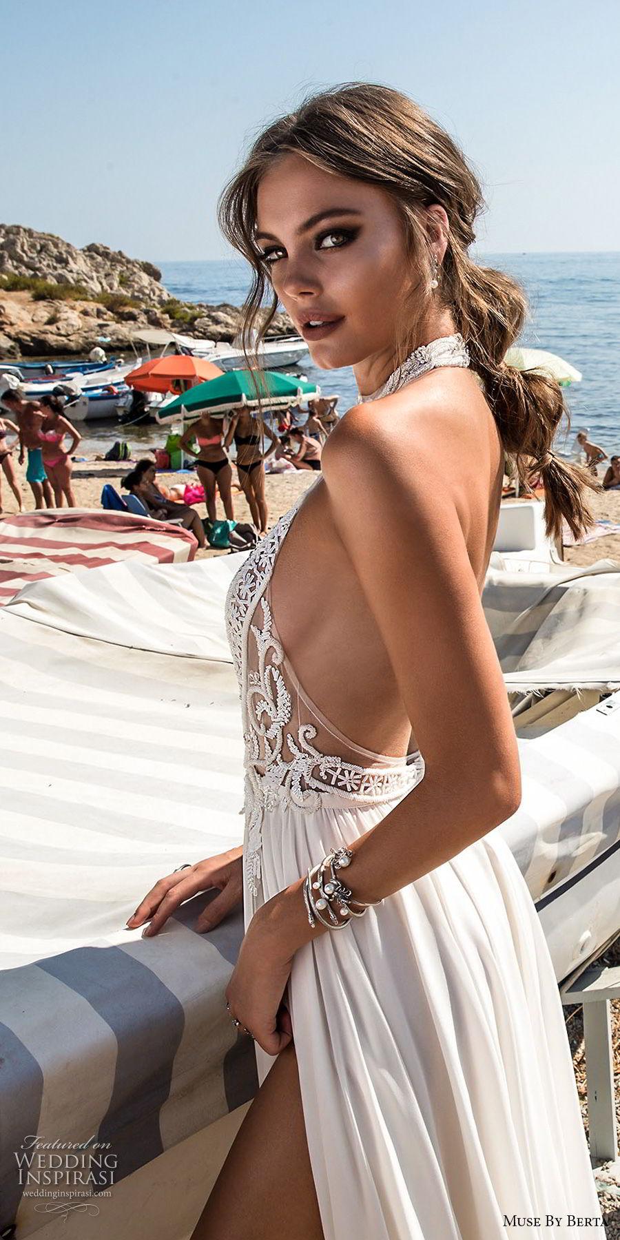 muse-berta-2018-bridal-sleeveless-high-neck-halter-neck-heavily-embellished-bodice-high-slit-skirt-sexy-glamorous-soft-a-line-wedding-dress-open-back-sweep-train-5-sdv-